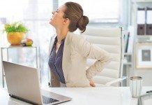 Rückenprobleme und Nackenprobleme - Tipps für ein Gesunden Arbeitsplatz