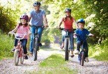 Radfahren - Sportlich und Gesund unterwegs