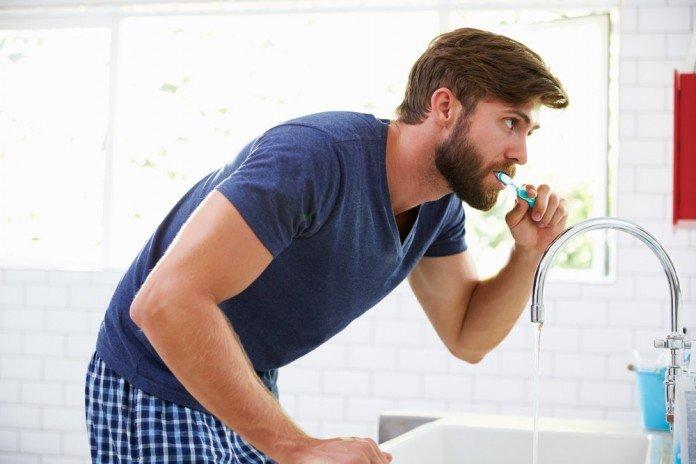 Impotenz Zähneputzen Entzündungen Mund