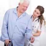 Osteoporose Knochen Knochenbruch Mann