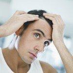Problemzonen Mann Haare Bauch