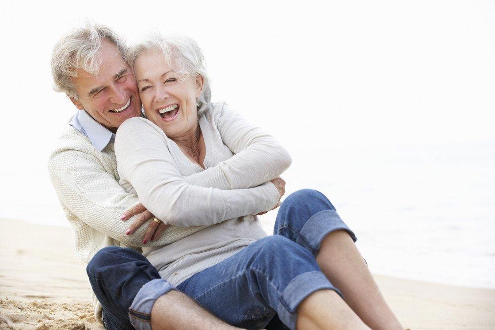 Senioren auf der Suche nach Sex