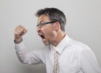 Aggressive Männer Depressionen