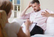 Depressionen Mann Hilfe Psychologen