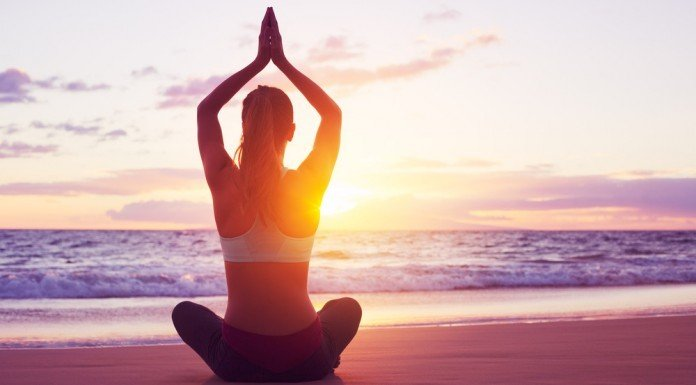 Entspannung Stress Yoga Tipps