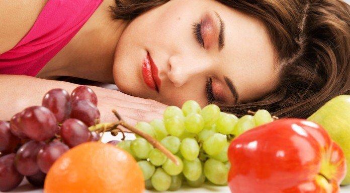 Essen Schlafen Tipps Ernährung