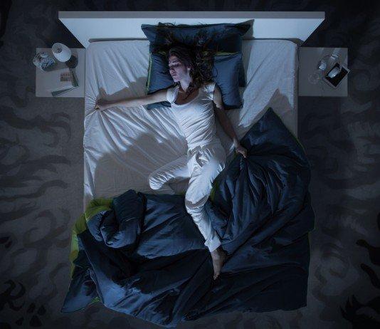 Nacht Schwitzen Übergewicht Ursache