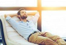 Powernapping Entspannen Erholung Schlafen