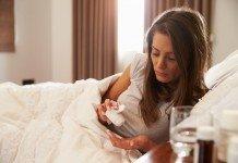 Schlaftabletten Gefahr Schlafen Lungenentzündung