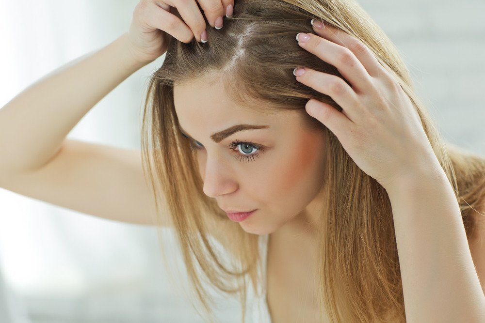 Haare uber nacht trocken fettig