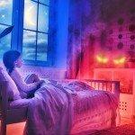 Traumarten Alptraum Traum Schlafen Nachtmahr