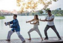 Qigong Übungen Rückenschmerzen Entspannung