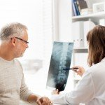 Rücken-Operation Bandscheibe Bandscheibenvorfall