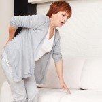 Rückenschmerzen Damen Frauen Schmerzen