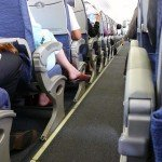 Reisethrombose Thrombose Flugzeug Sitzen Vorbeugen