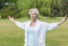 Tai-Chi Entspannung Übungen Hilfe bei Rückenschmerzen