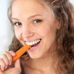 Karotten Möhren Vitamine Augen Sehkraft Teint Haut