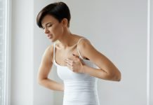 Herzschmerzen Brustschmerzen Ursache Herz Symptome
