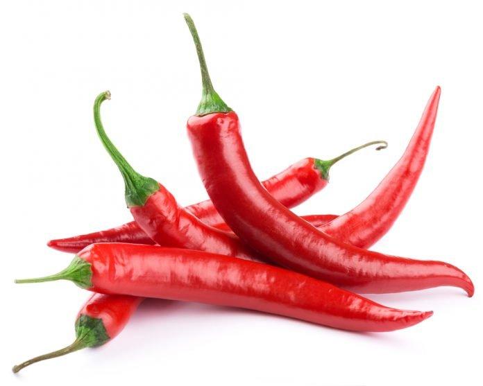 Chili Heilkraft Nahrungsmittel Gesundheit