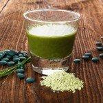 Chlorella Algen Trinken Kapseln Pulver Heilwirkung Anwendung