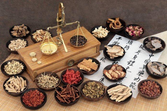 Chinesiche Medizin Heilungskraft Ernährung Anwendung