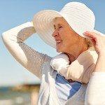 Demenz Frau Sonne Vitamin D Vorbeugen