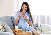 Ernährung Schwangerschaft Nahrunsgmittel Vitalstoffe
