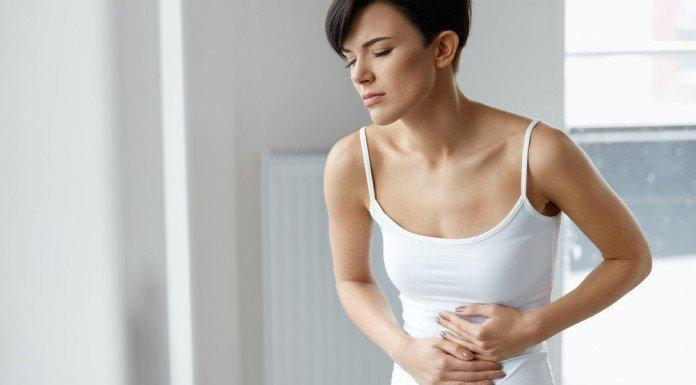 Verdauungsprobleme Darm Durchfall Schmerzen Flohsamenschalen