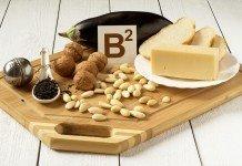 Vitamin B2 Nahrungsmittel Käse Milchprodukte Vitamin G