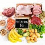 Vitamin B6 Anwendung Nahrungsmittel Vitalstoffe Dosierung