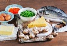 Vitamin D Nahrungsmittel Wirkung Anwendung Knochen Kalzium