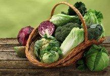 Vitamin K Kohl Nahrungsmittel Naturheilkunde Blutgerinnung