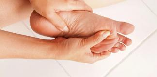 Kalte Füße Fussmassage Tipps