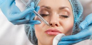 Das Lippen Aufspritzen - Lippenvergrößerung Lippenvolumen