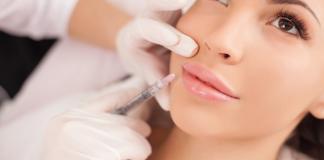 Lippen aufspritzen mit Eigenfett - Lippenvolumen Lipofilling