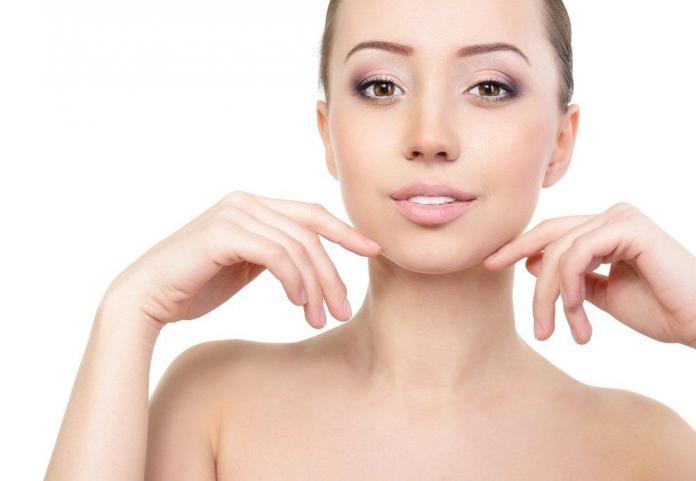 Falten-Faltenauffüllung-Schönheit-Auffüllung-Behandlung
