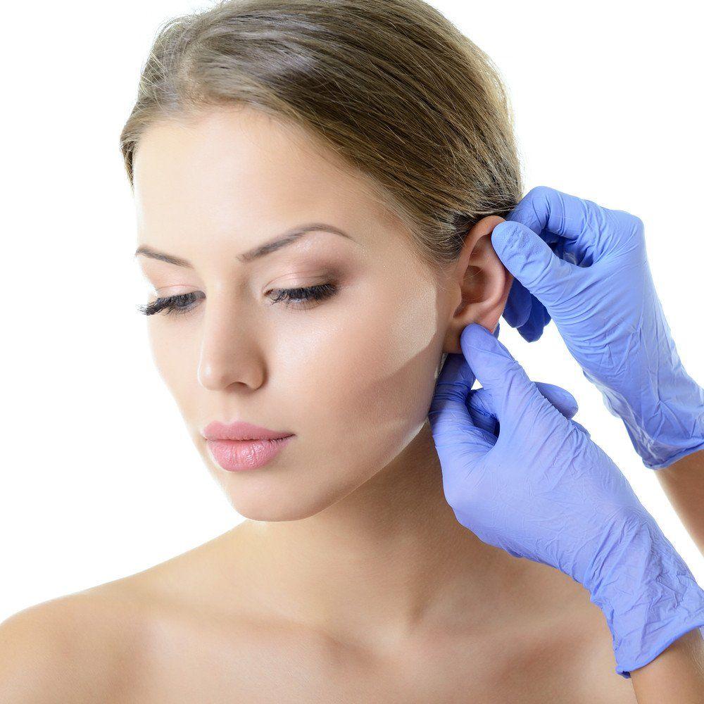Die Ohrenkorrektur Bei Abstehenden Ohren Segelohren