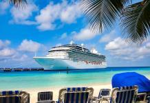 Feinstaub - Durch Kreuzfahrtschiffe auch wenn das Bild trügt