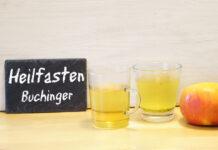 Heilfasten Buchinger, Fasting-Heilung mit Apfel, Tee- und Gemüse